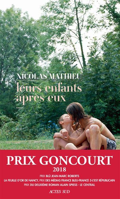 Goncourt 2018