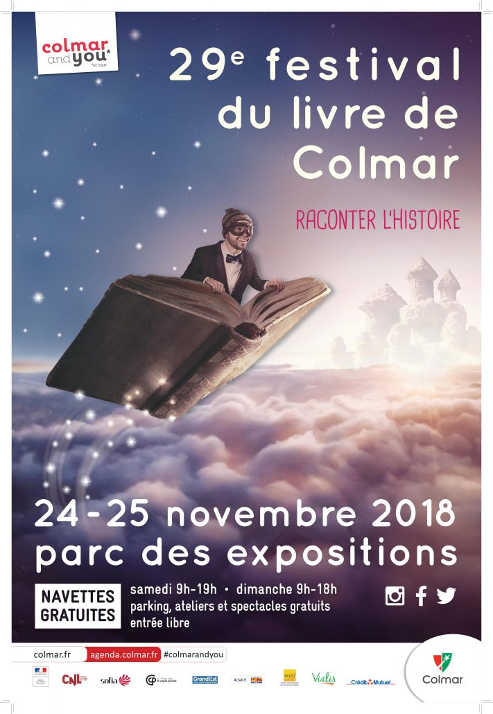 Salon colmar
