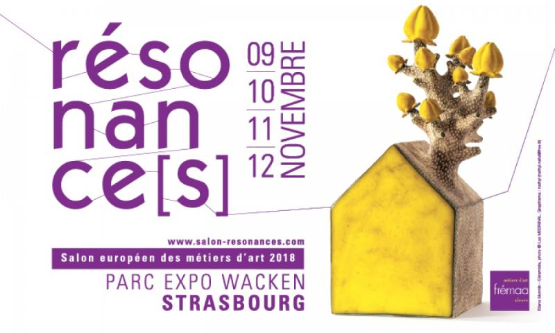 Salon resonances strasbourg 2018