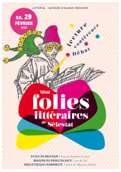 Visuel follies litteraires